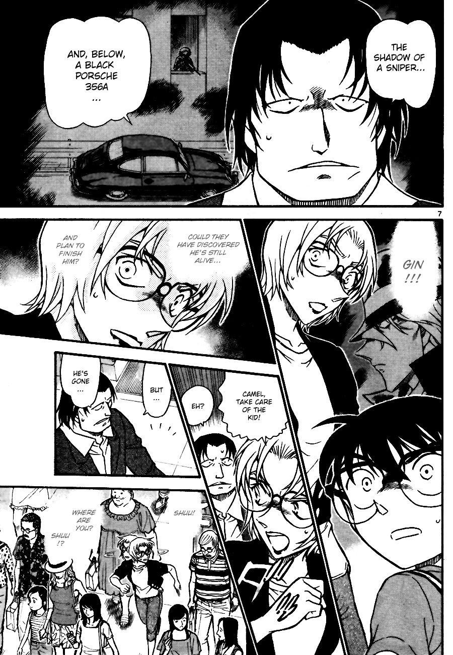 Detective Conan Chapter 704  Online Free Manga Read Image 7