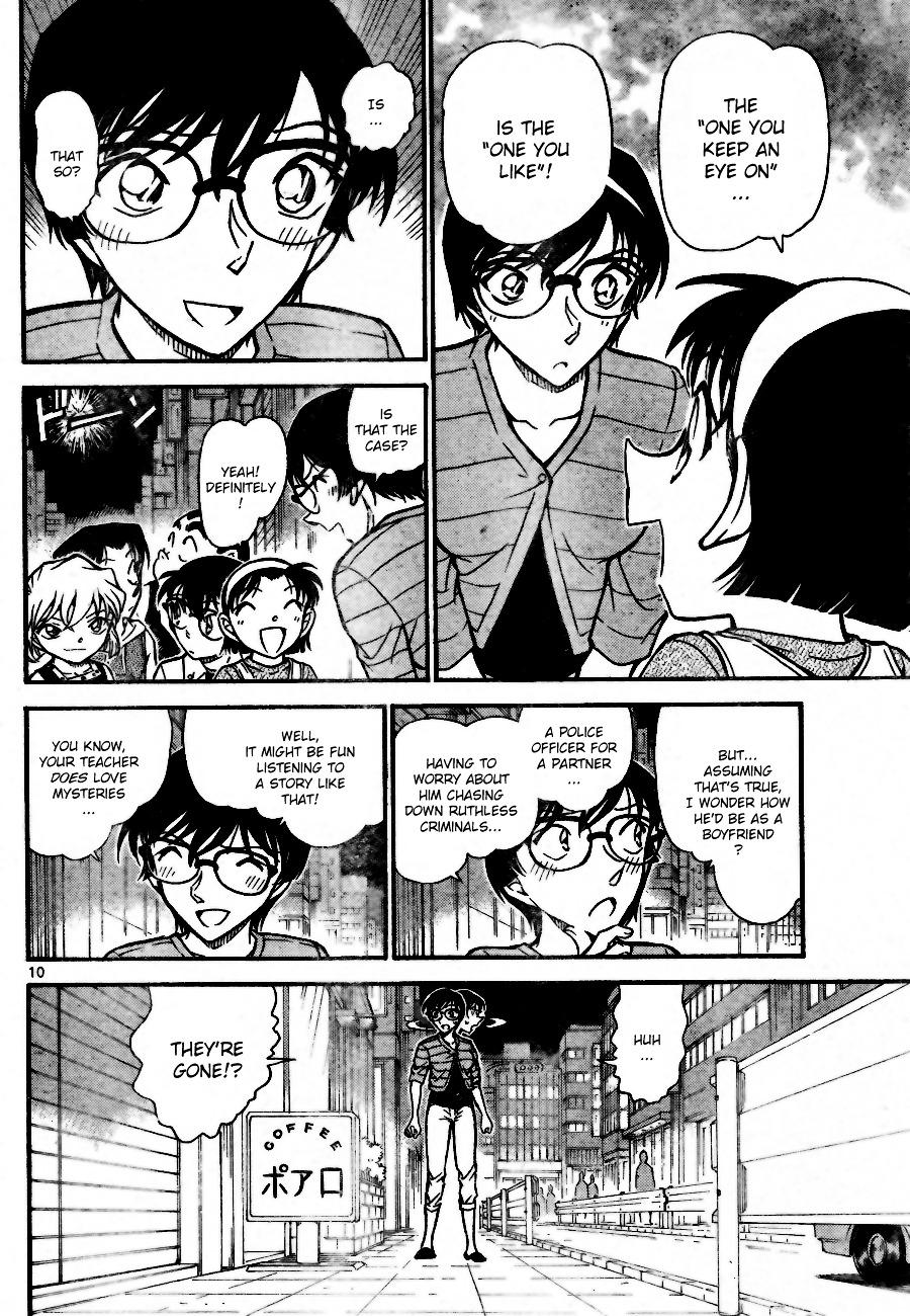 Detective Conan Chapter 705  Online Free Manga Read Image 10
