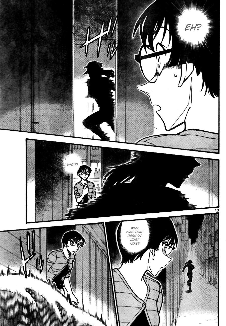 Detective Conan Chapter 705  Online Free Manga Read Image 13