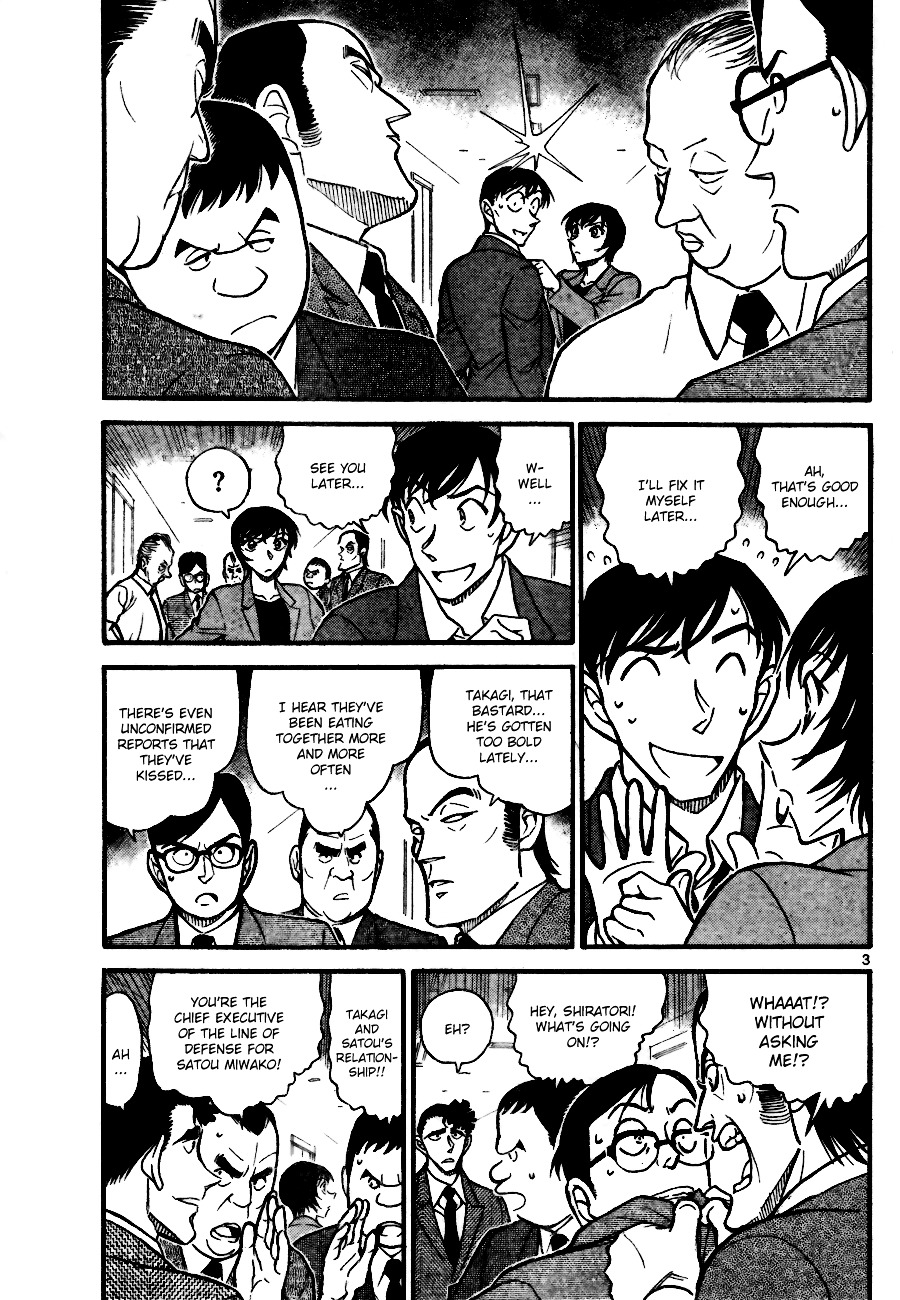 Detective Conan Chapter 705  Online Free Manga Read Image 3