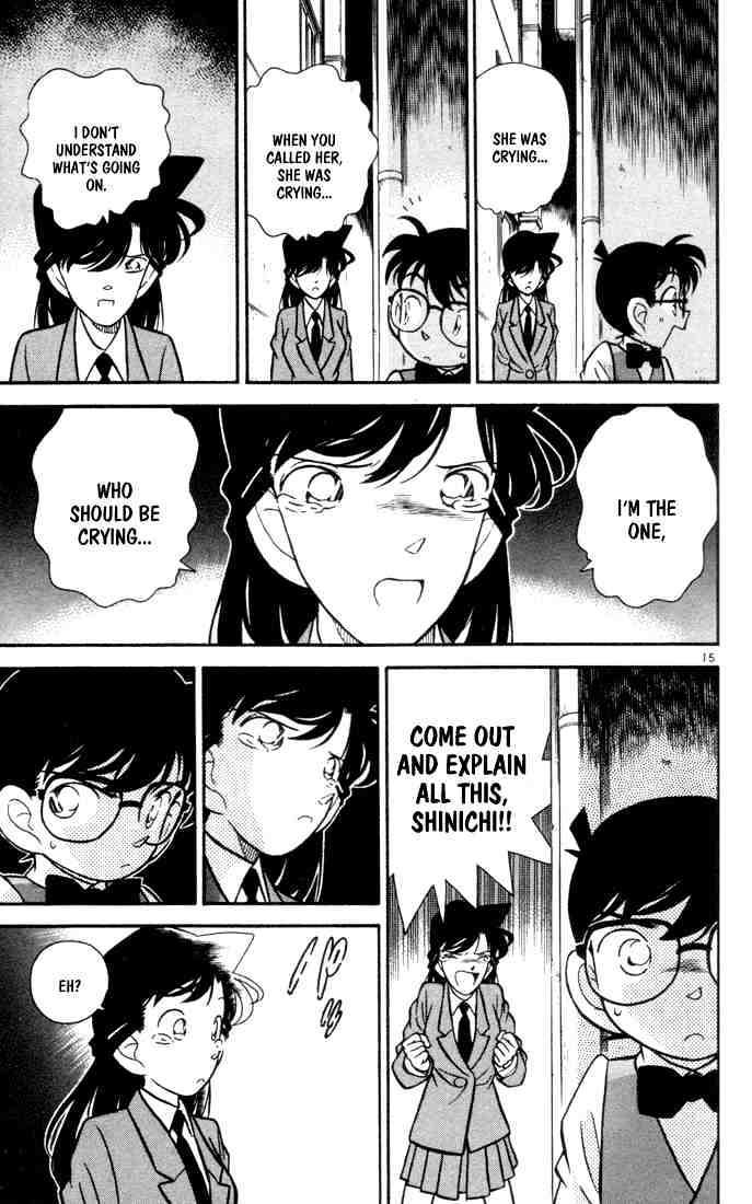 Detective Conan Chapter 71  Online Free Manga Read Image 17