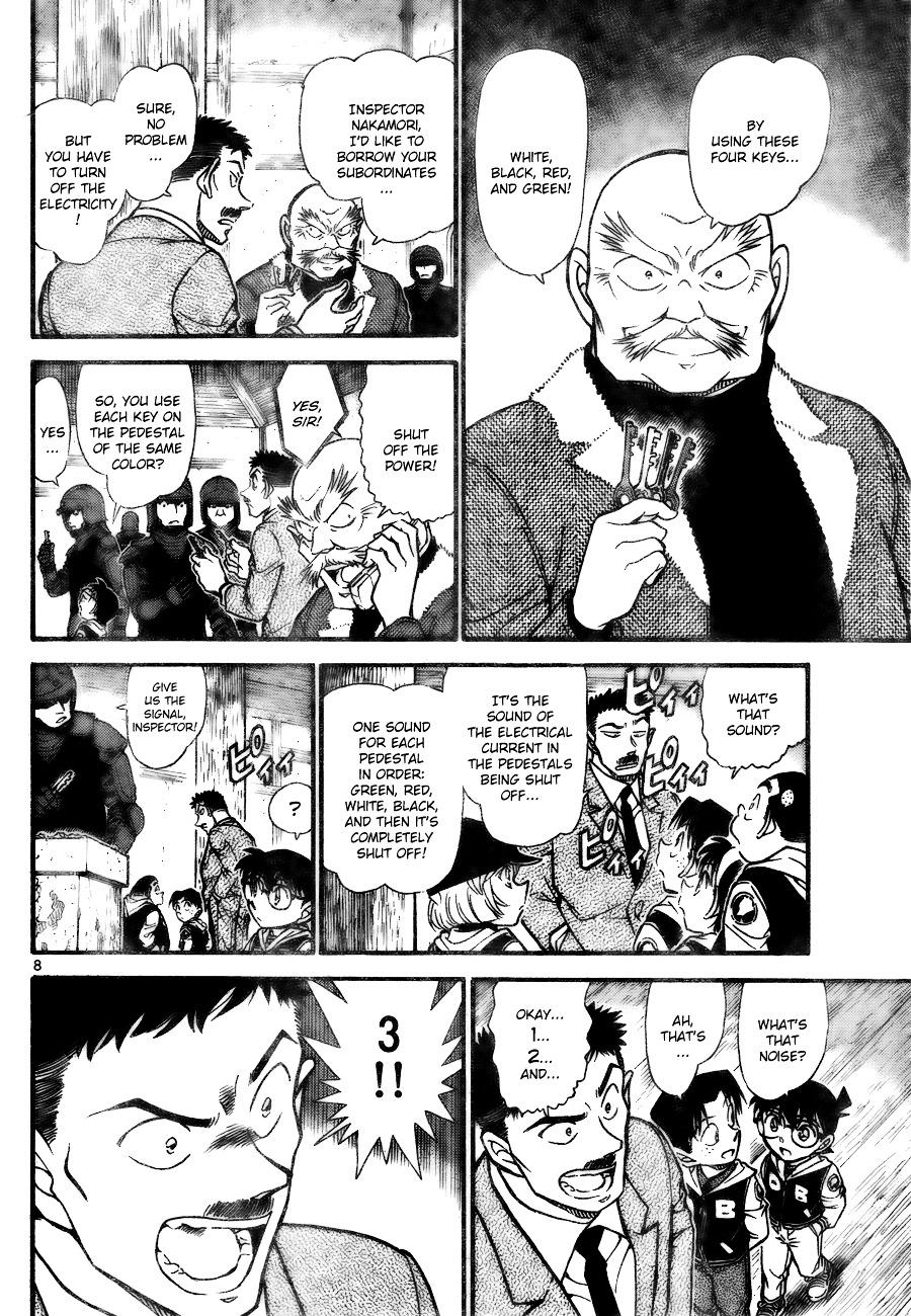 Detective Conan Chapter 712  Online Free Manga Read Image 8