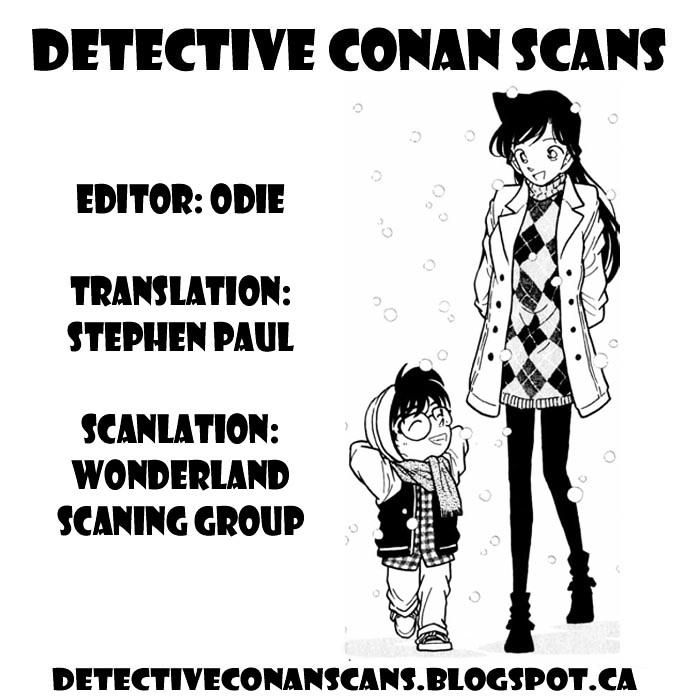 Detective Conan Chapter 72  Online Free Manga Read Image 19