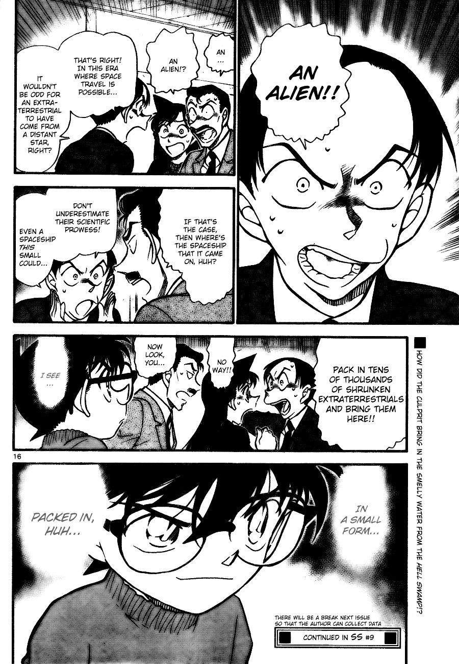 Detective Conan Chapter 720  Online Free Manga Read Image 16