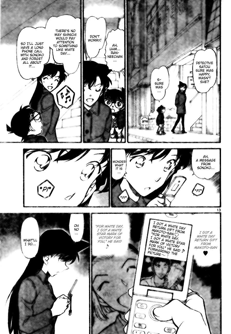 Detective Conan Chapter 727  Online Free Manga Read Image 13