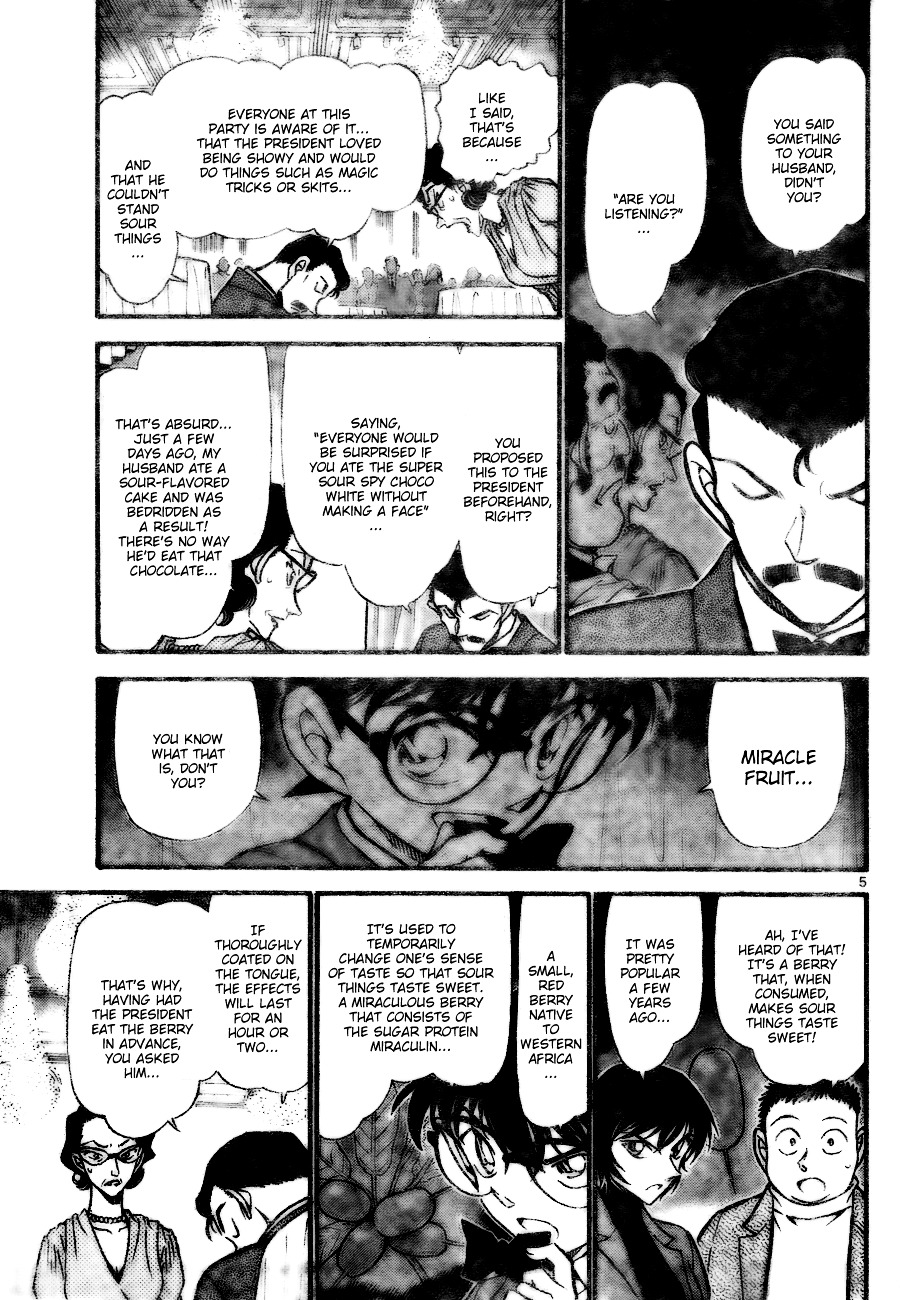 Detective Conan Chapter 727  Online Free Manga Read Image 5