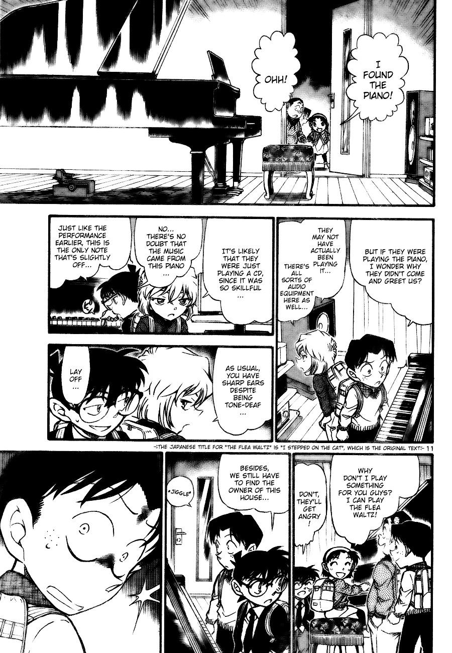 Detective Conan Chapter 728  Online Free Manga Read Image 11