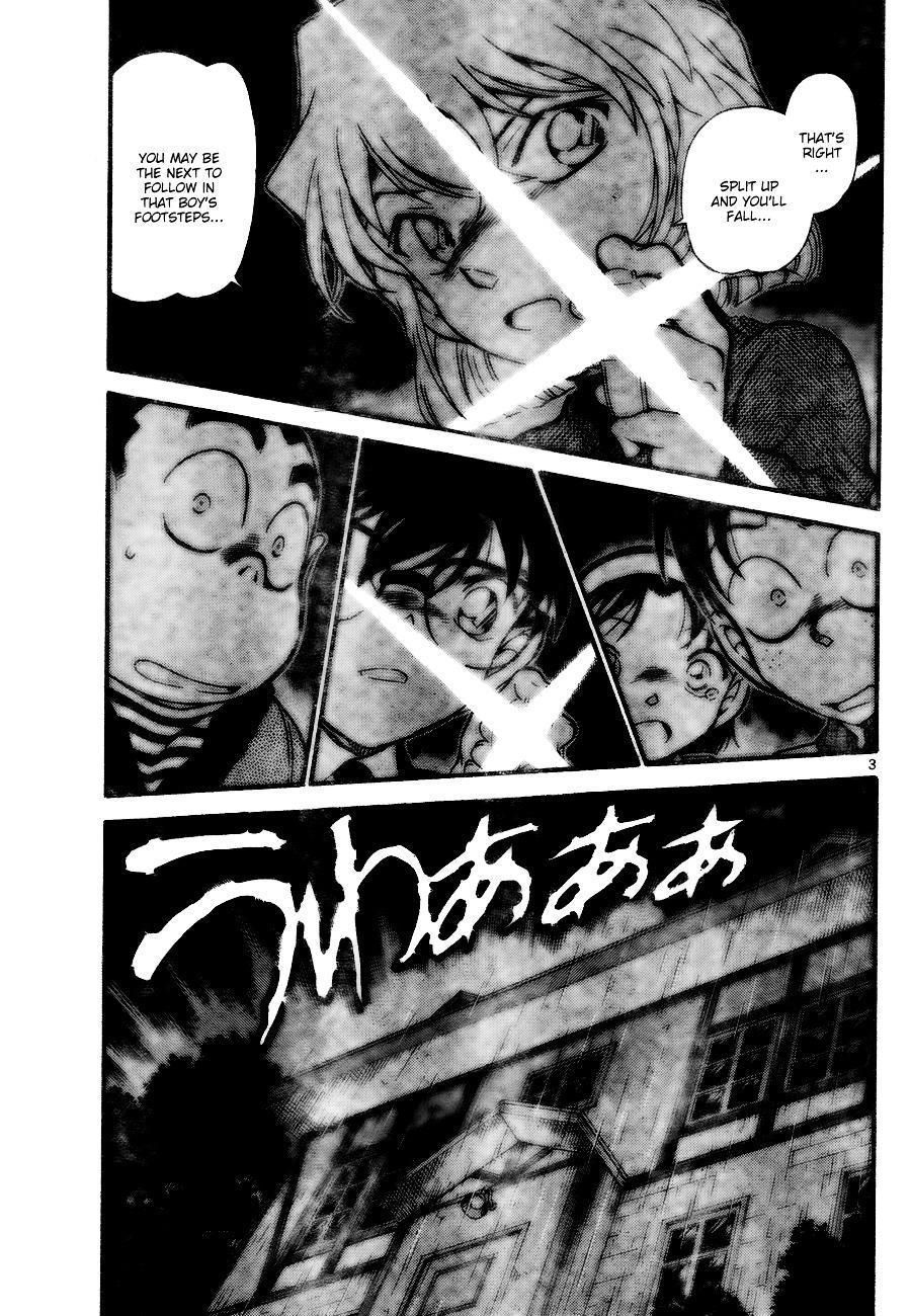 Detective Conan Chapter 728  Online Free Manga Read Image 3