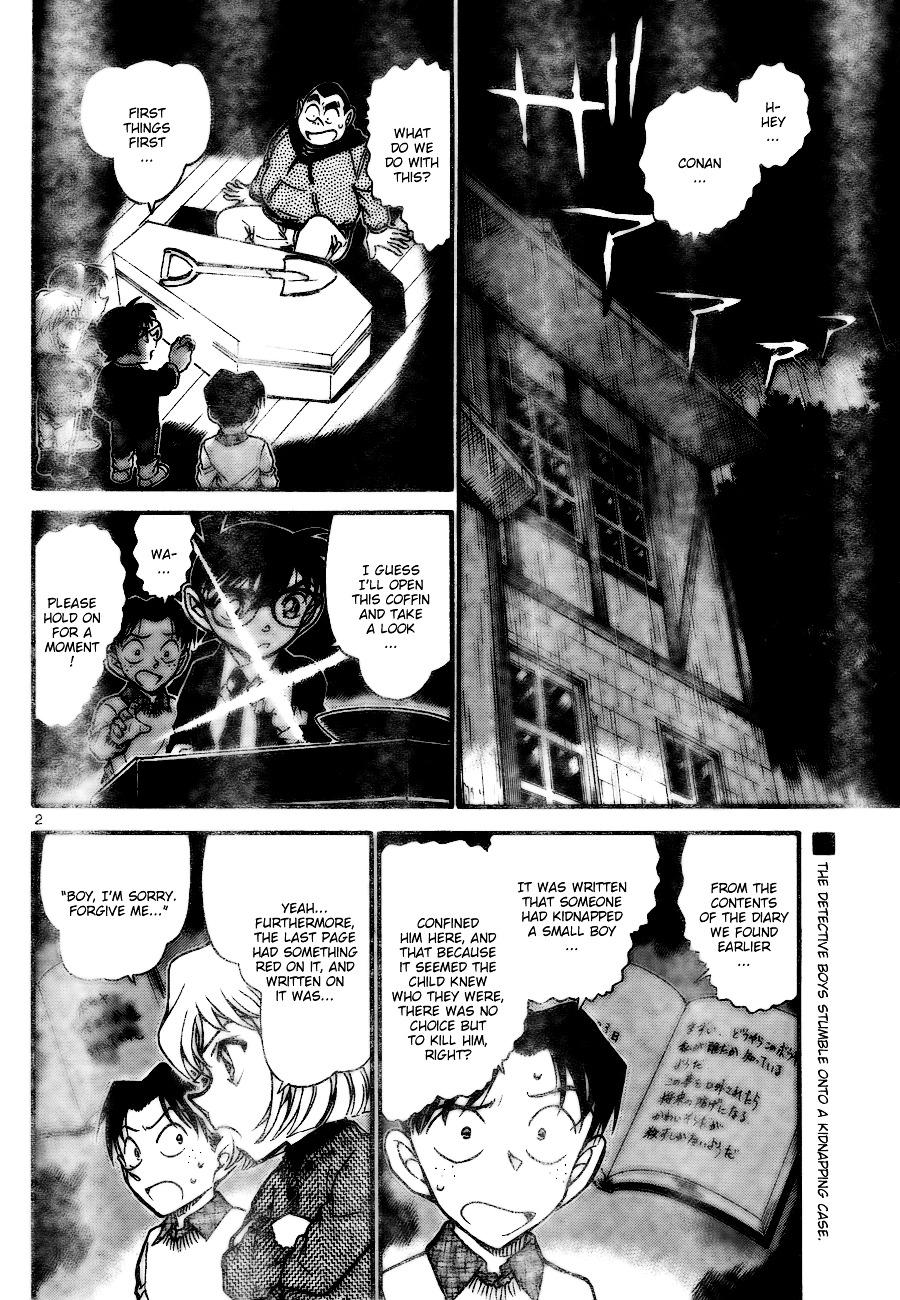Detective Conan Chapter 729  Online Free Manga Read Image 2