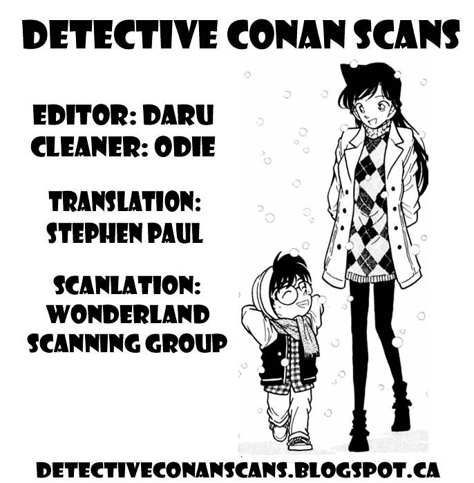 Detective Conan Chapter 73  Online Free Manga Read Image 19