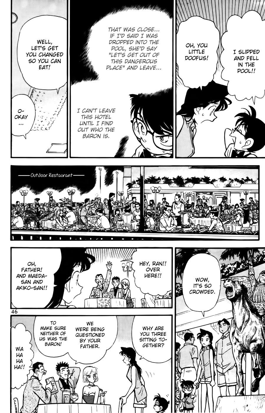 Detective Conan Chapter 73  Online Free Manga Read Image 6