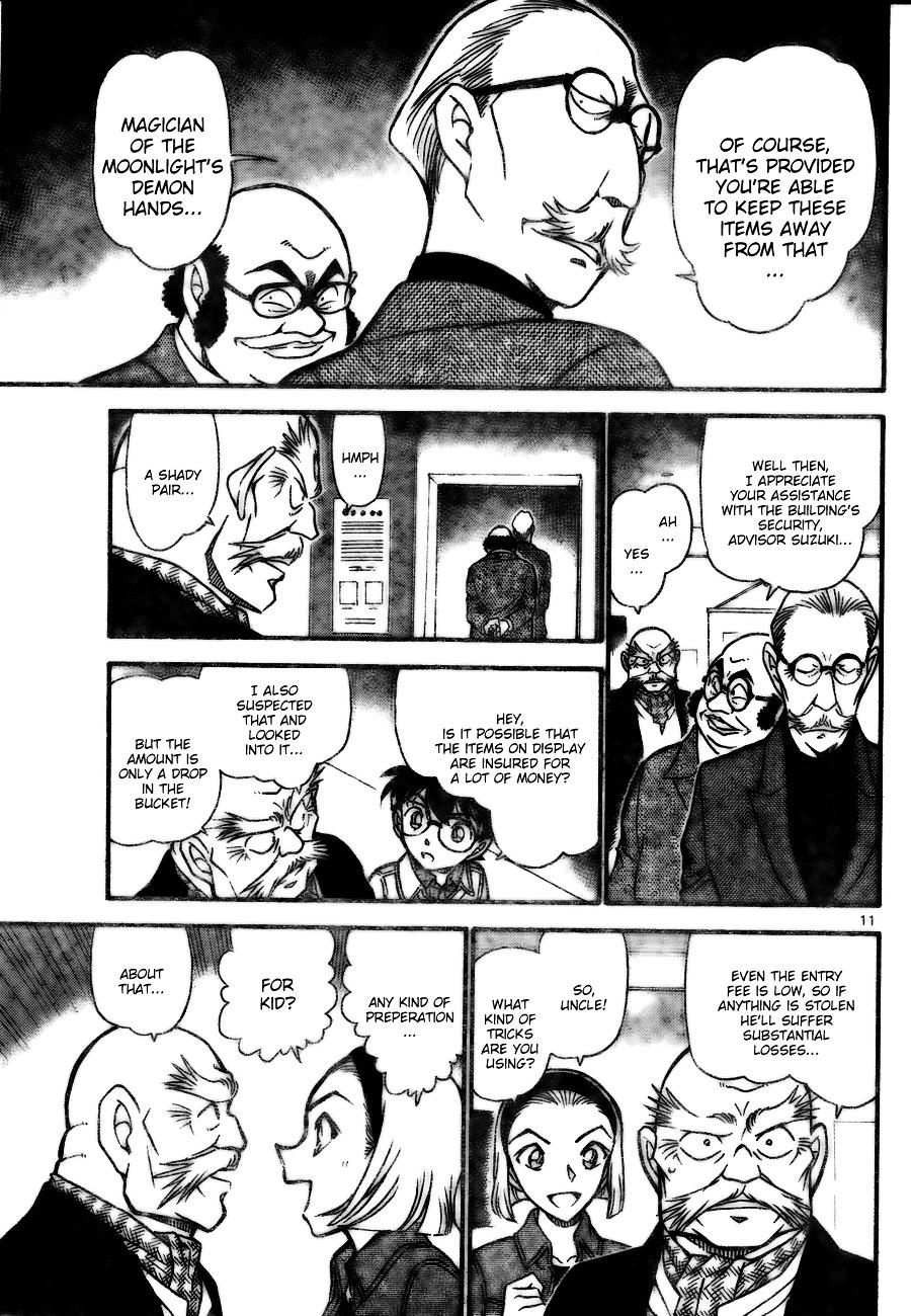 Detective Conan Chapter 731  Online Free Manga Read Image 11