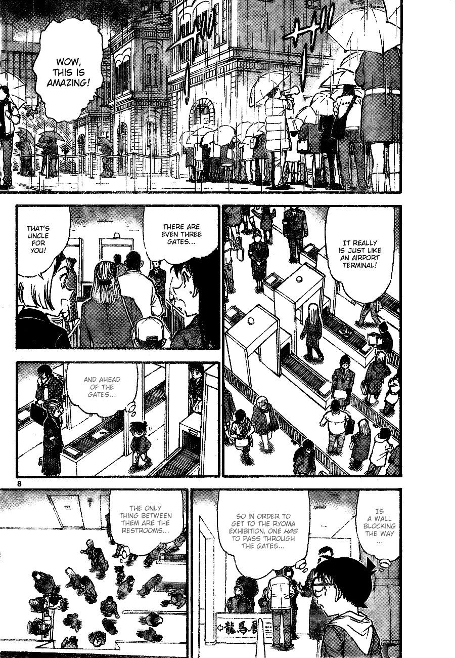 Detective Conan Chapter 732  Online Free Manga Read Image 8