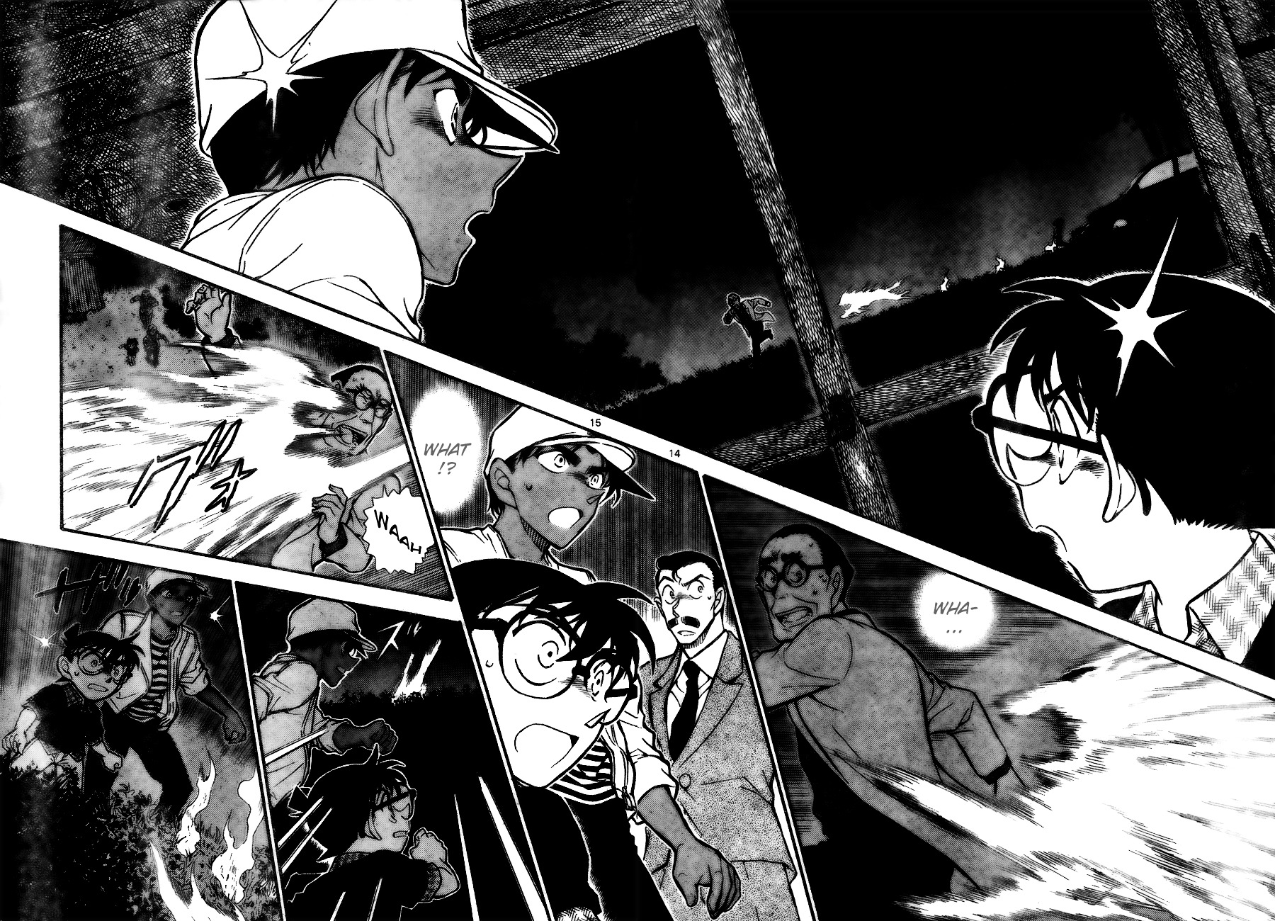 Detective Conan Chapter 738  Online Free Manga Read Image 14