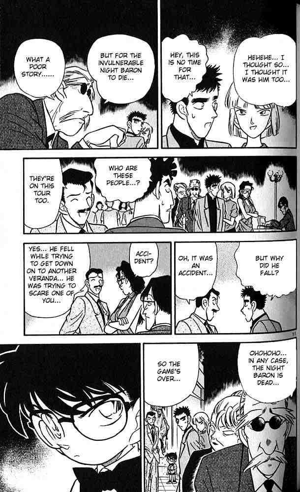 Detective Conan Chapter 74  Online Free Manga Read Image 11