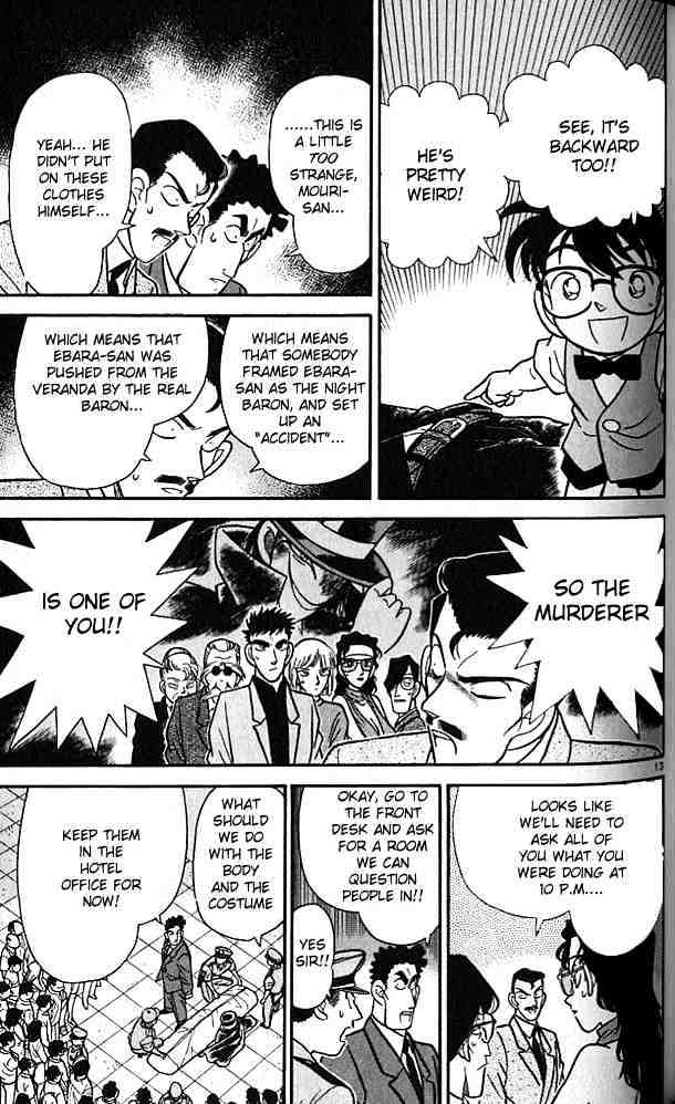 Detective Conan Chapter 74  Online Free Manga Read Image 13