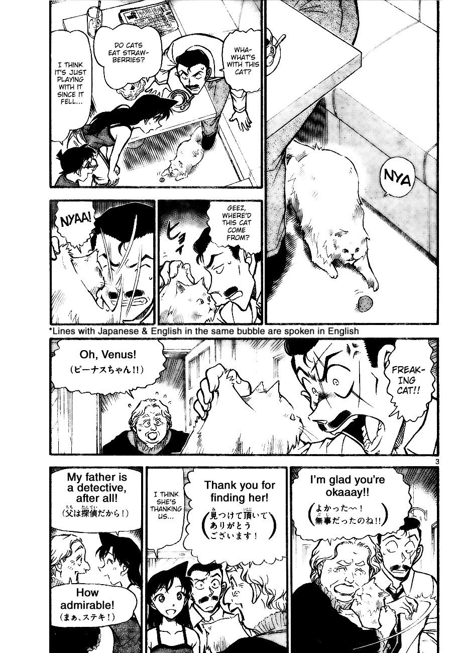 Detective Conan Chapter 743  Online Free Manga Read Image 3