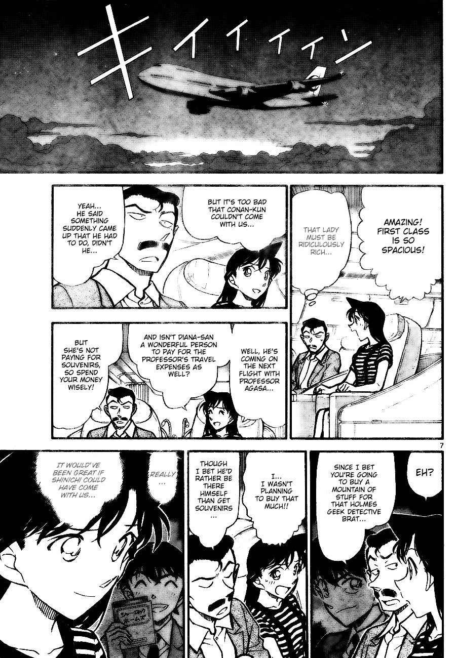 Detective Conan Chapter 743  Online Free Manga Read Image 7