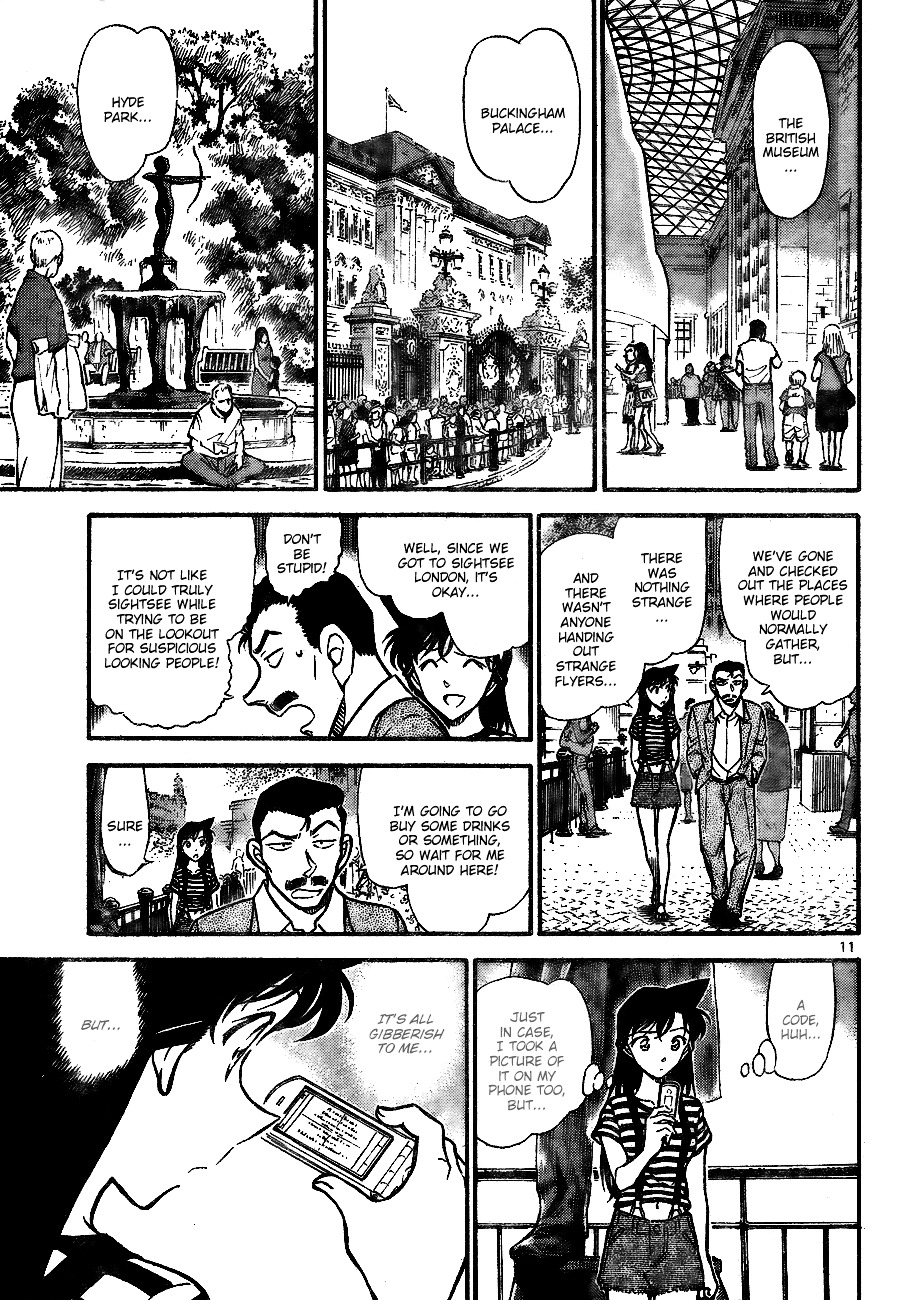Detective Conan Chapter 744  Online Free Manga Read Image 11