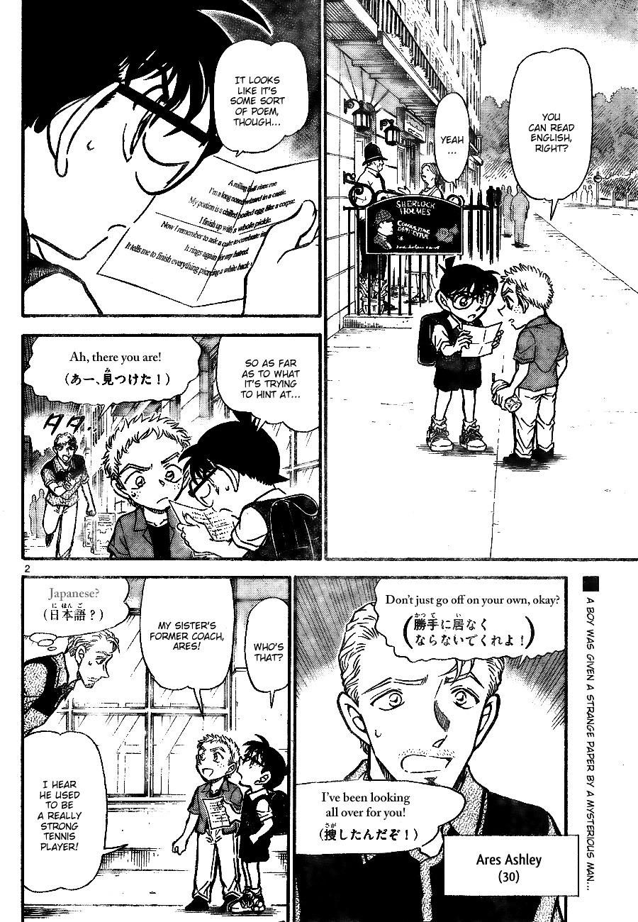 Detective Conan Chapter 744  Online Free Manga Read Image 2