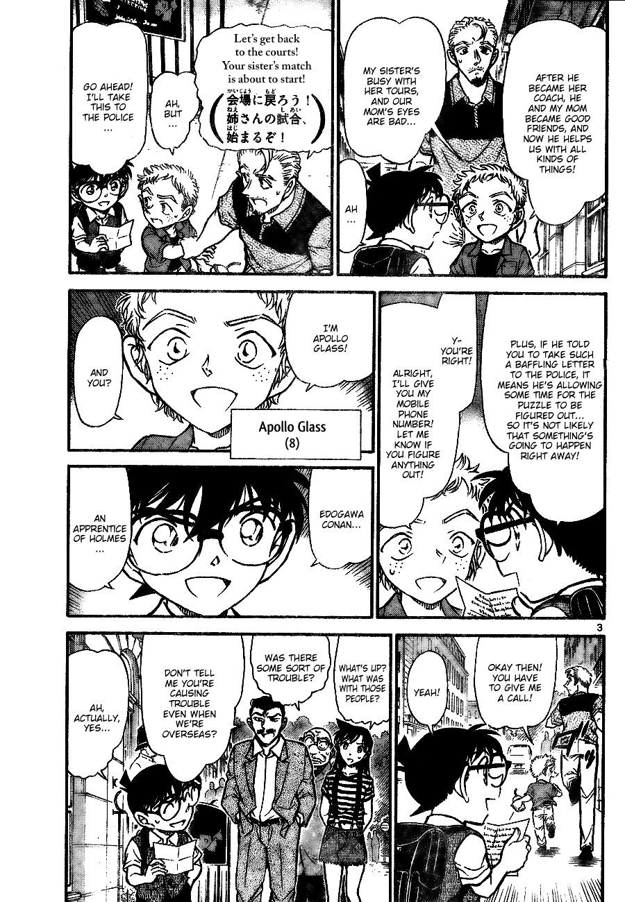 Detective Conan Chapter 744  Online Free Manga Read Image 3