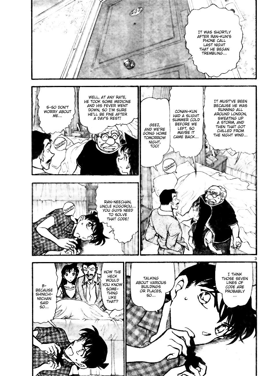 Detective Conan Chapter 746  Online Free Manga Read Image 3