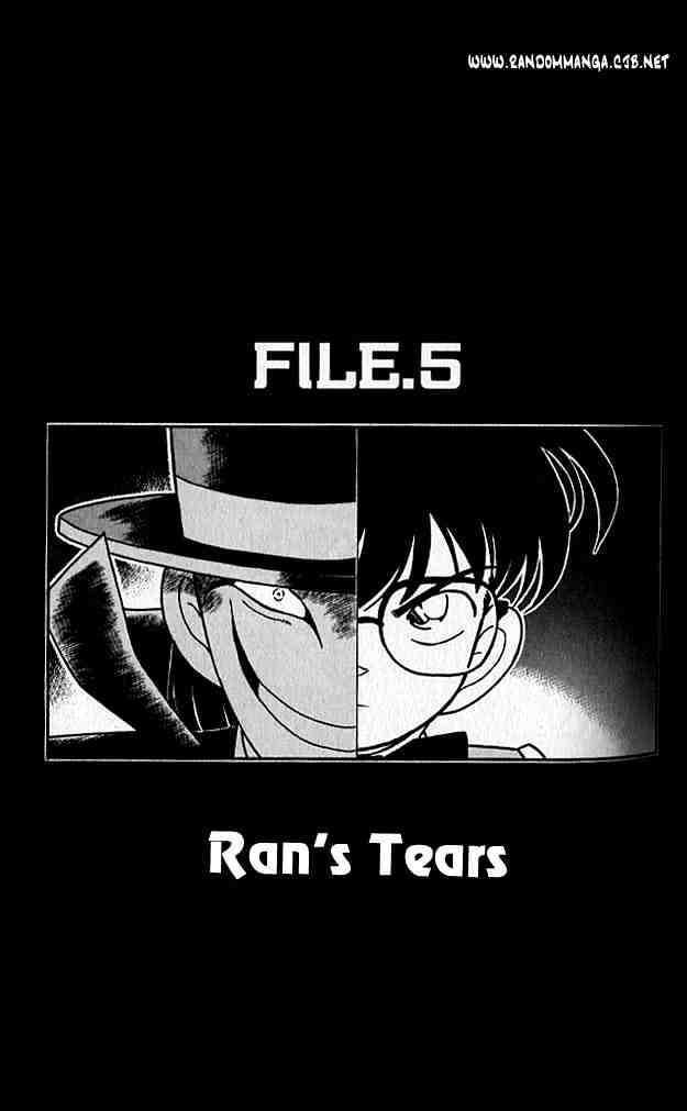 Detective Conan Chapter 75  Online Free Manga Read Image 1