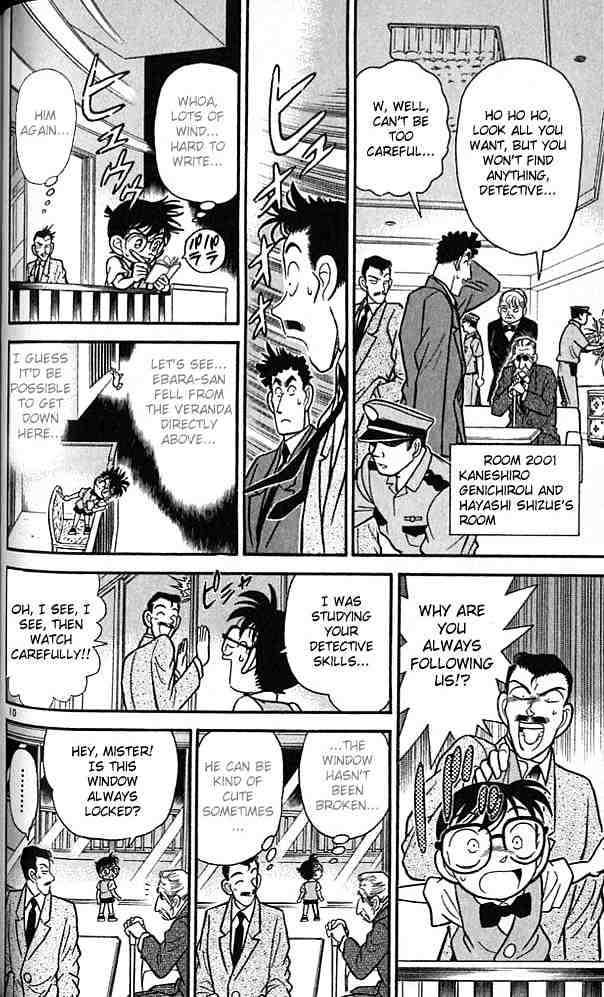 Detective Conan Chapter 75  Online Free Manga Read Image 10