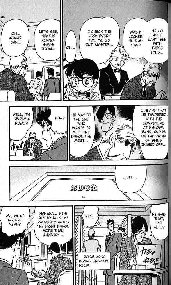 Detective Conan Chapter 75  Online Free Manga Read Image 11