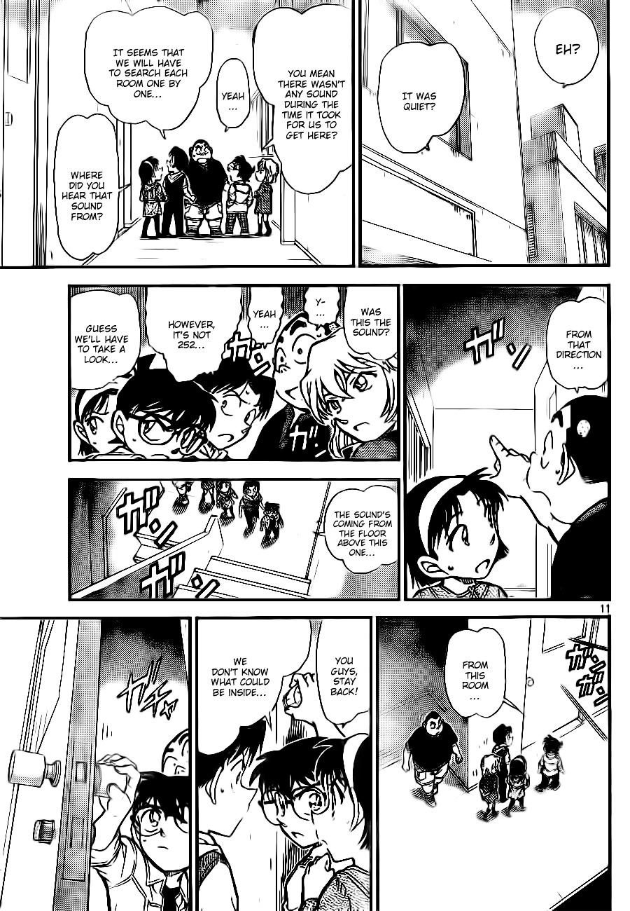 Detective Conan Chapter 753  Online Free Manga Read Image 11