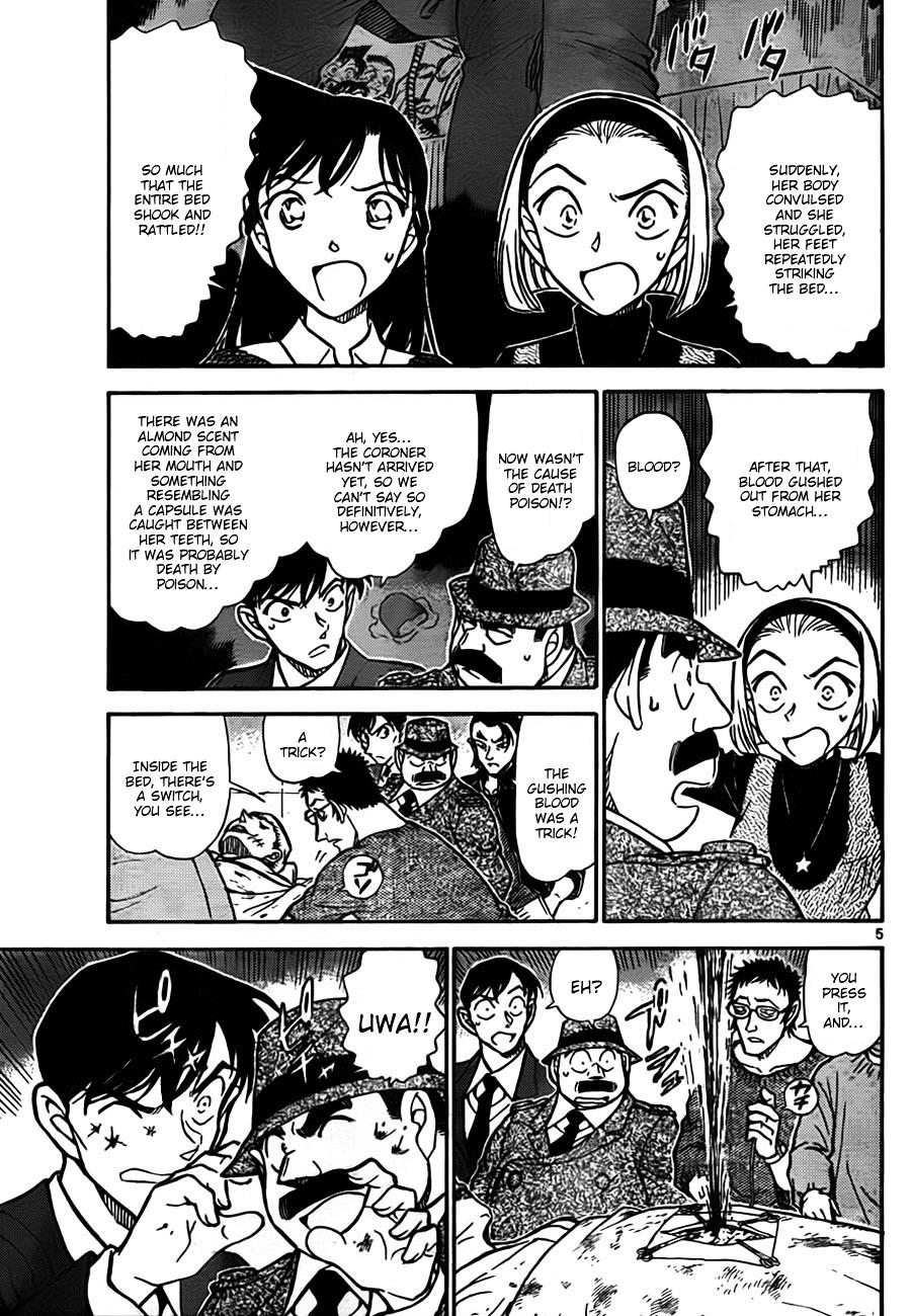 Detective Conan Chapter 757  Online Free Manga Read Image 5