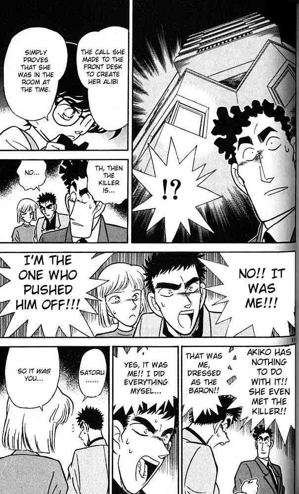 Detective Conan Chapter 77  Online Free Manga Read Image 11