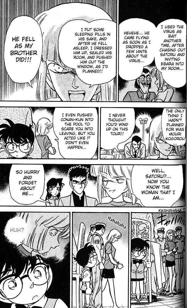 Detective Conan Chapter 77  Online Free Manga Read Image 15