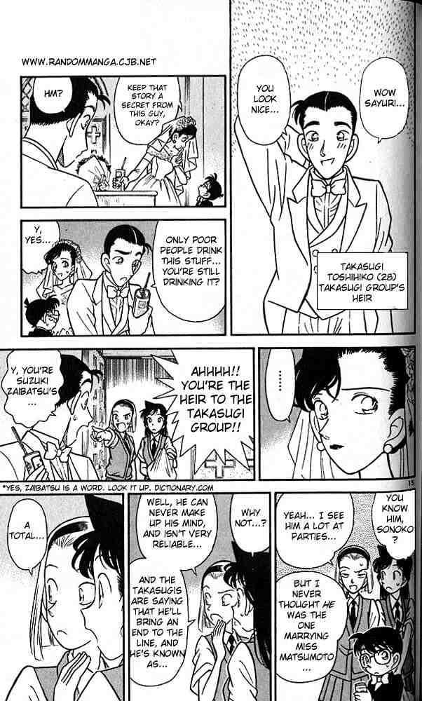 Detective Conan Chapter 78  Online Free Manga Read Image 15