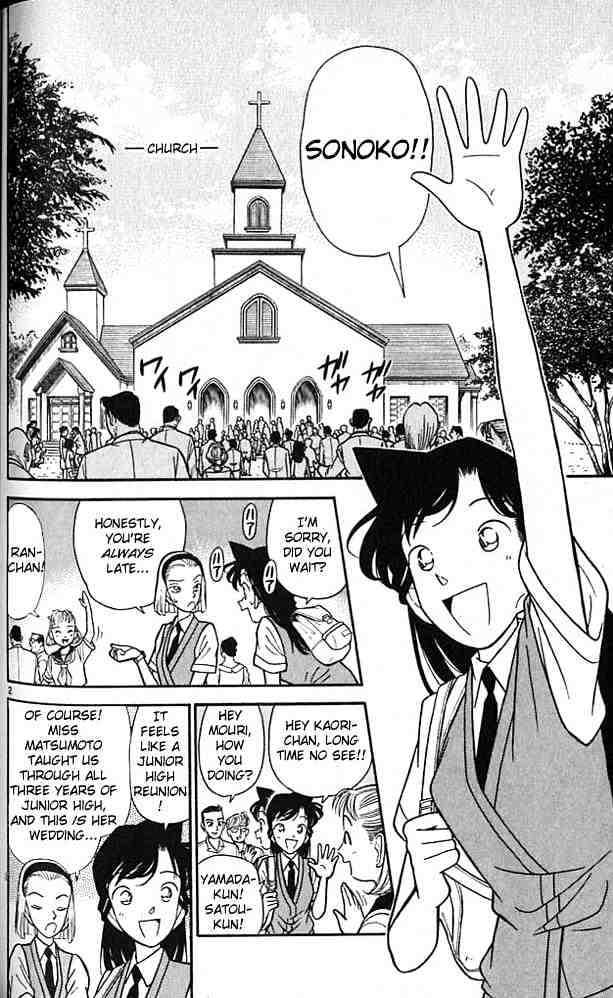 Detective Conan Chapter 78  Online Free Manga Read Image 2