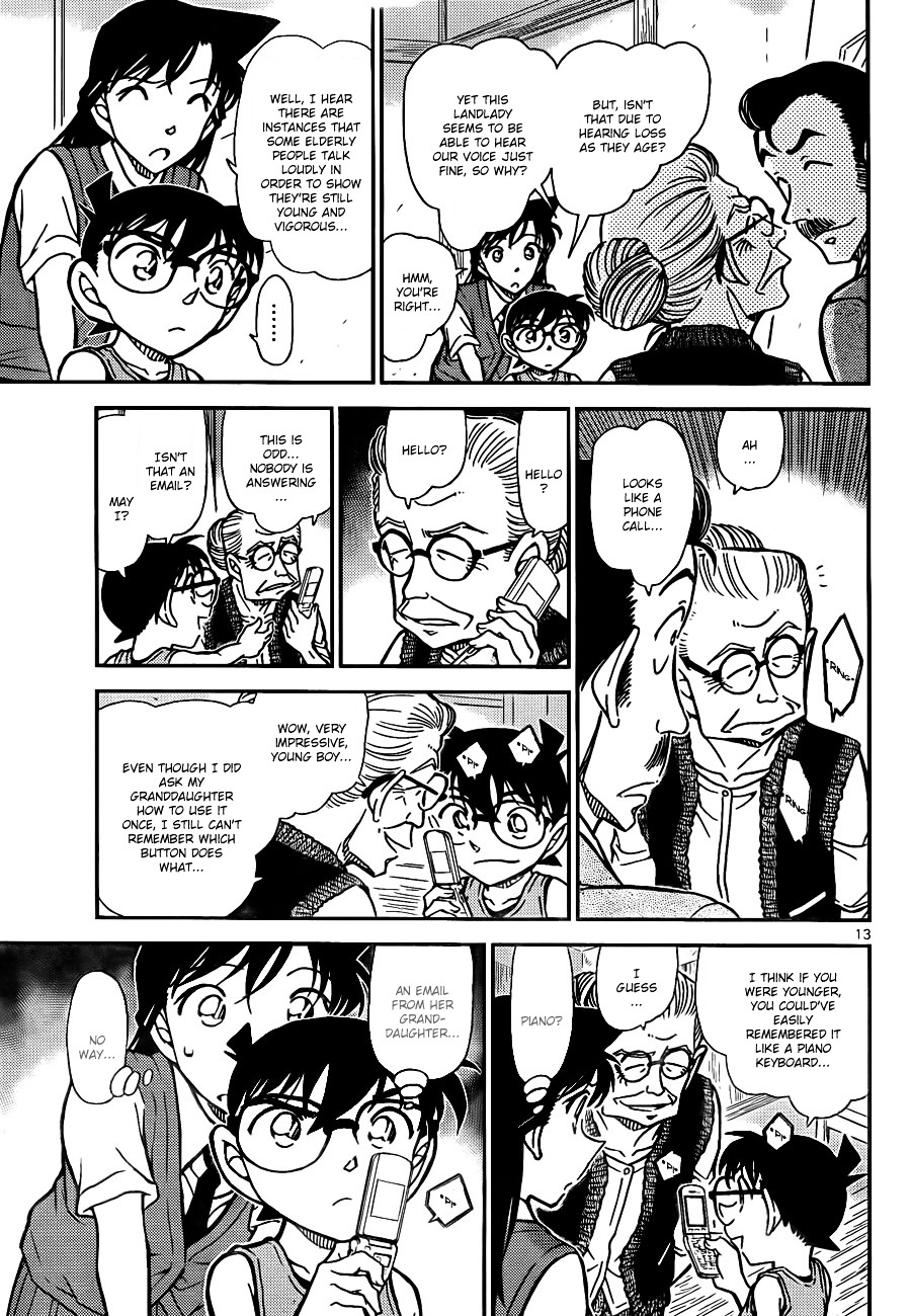 Detective Conan Chapter 788  Online Free Manga Read Image 13