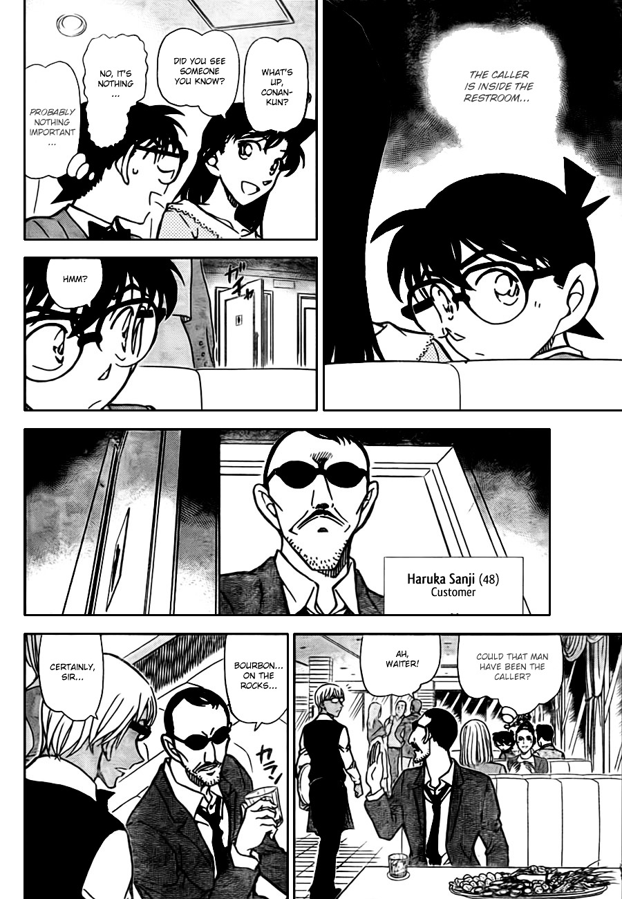 Detective Conan Chapter 793  Online Free Manga Read Image 9