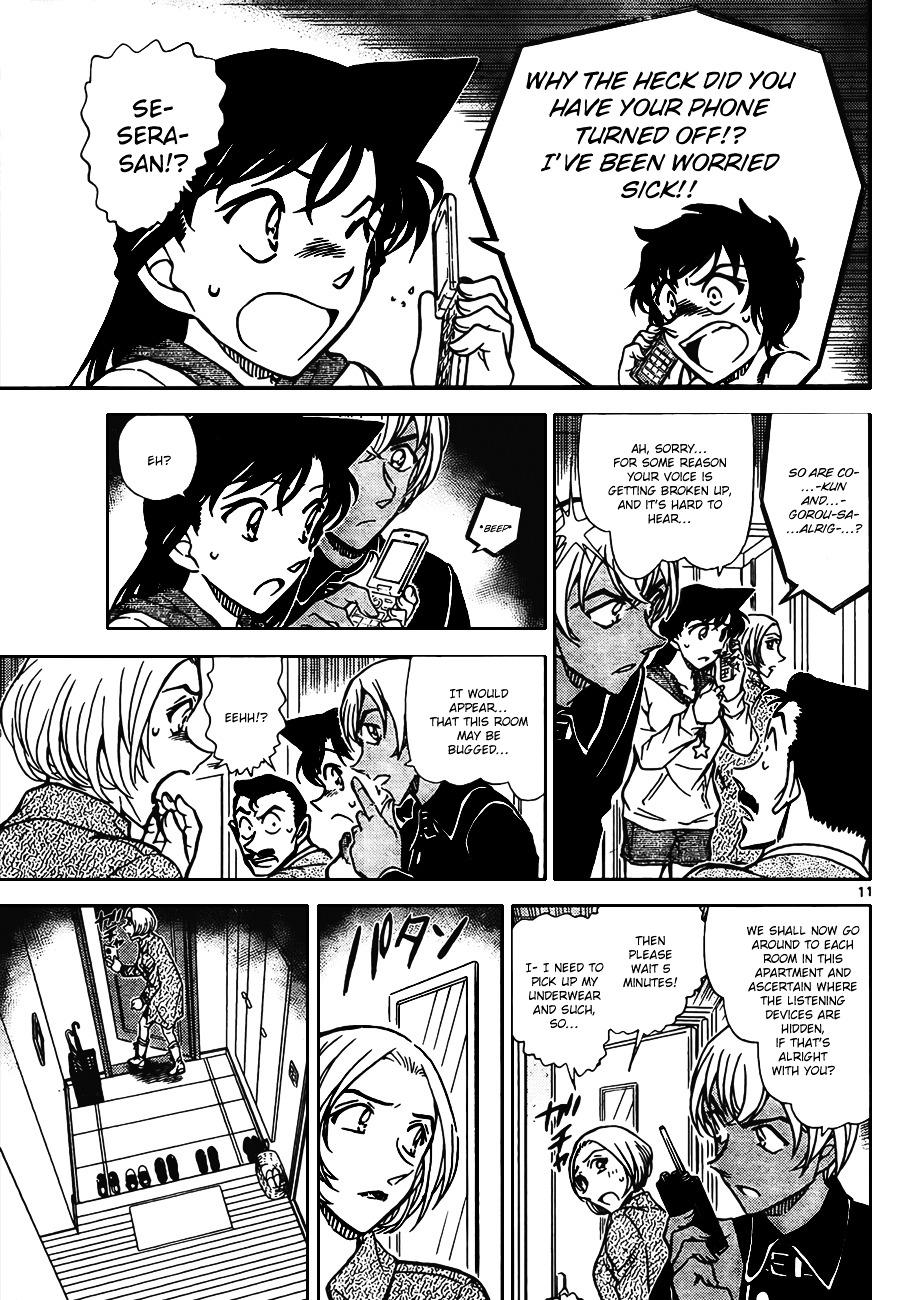 Detective Conan Chapter 797  Online Free Manga Read Image 11