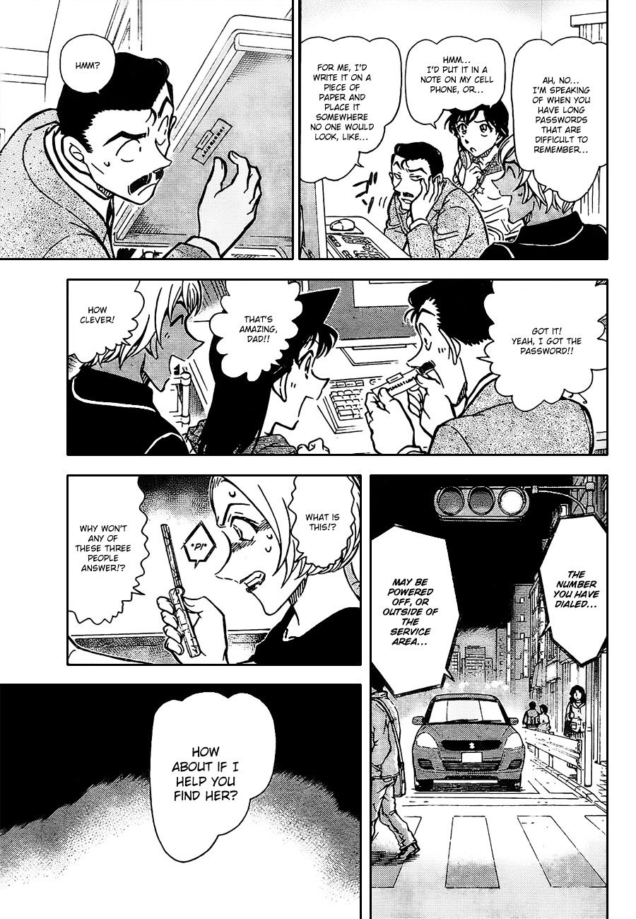 Detective Conan Chapter 798  Online Free Manga Read Image 15