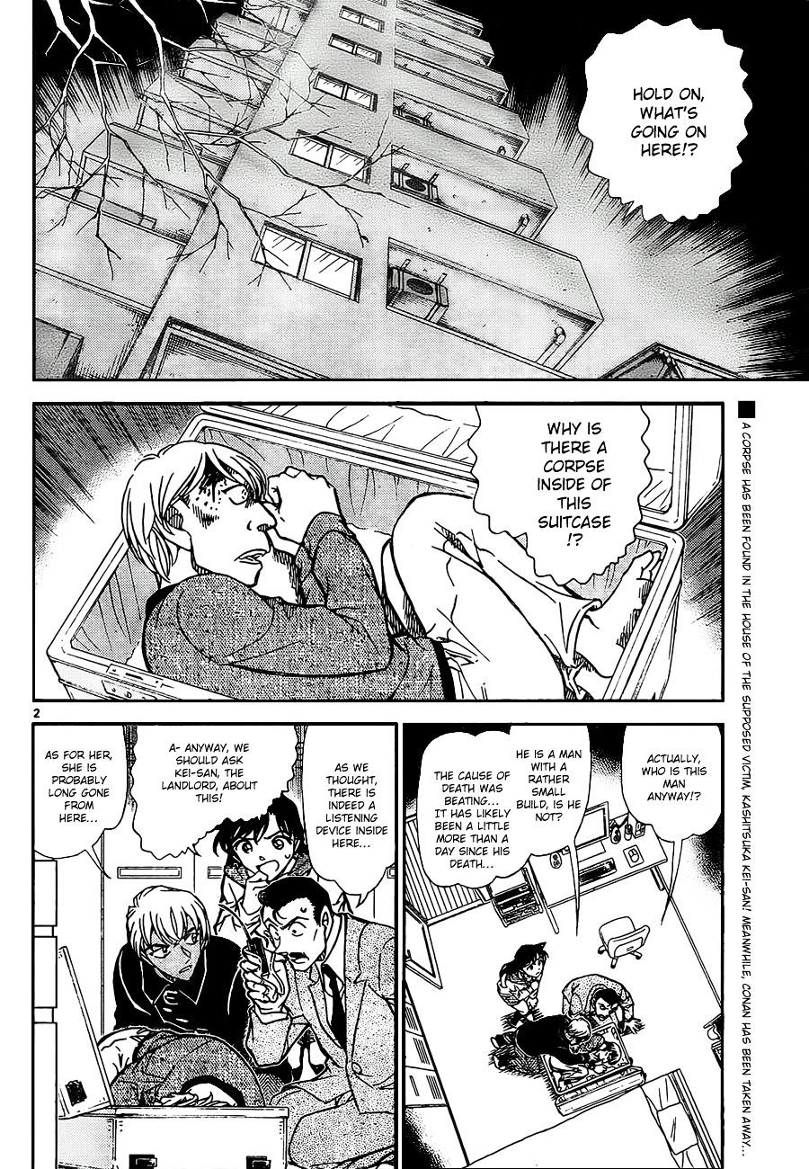 Detective Conan Chapter 798  Online Free Manga Read Image 2