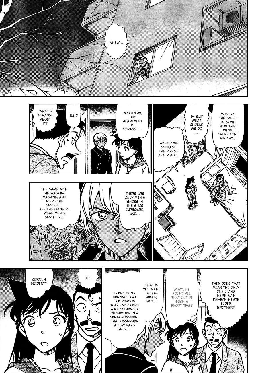 Detective Conan Chapter 798  Online Free Manga Read Image 9