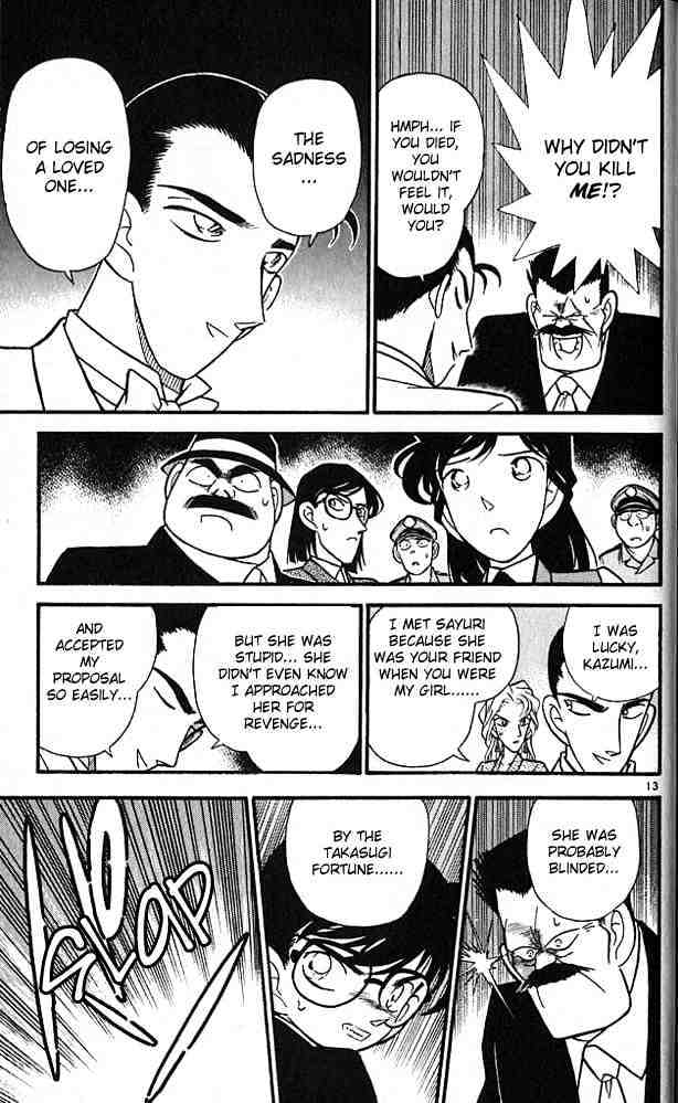 Detective Conan Chapter 80  Online Free Manga Read Image 13