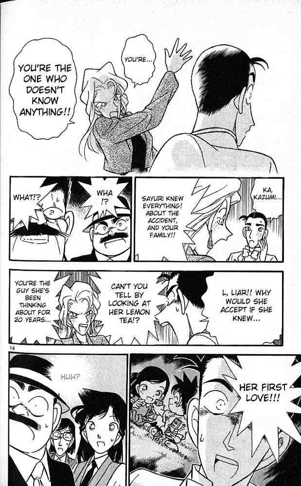 Detective Conan Chapter 80  Online Free Manga Read Image 14