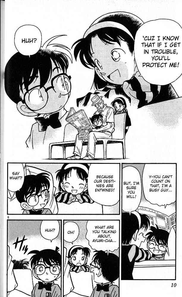 Detective Conan Chapter 81  Online Free Manga Read Image 6