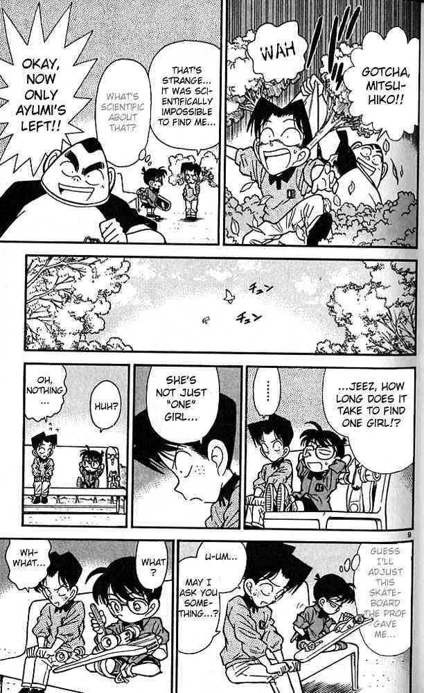 Detective Conan Chapter 81  Online Free Manga Read Image 9