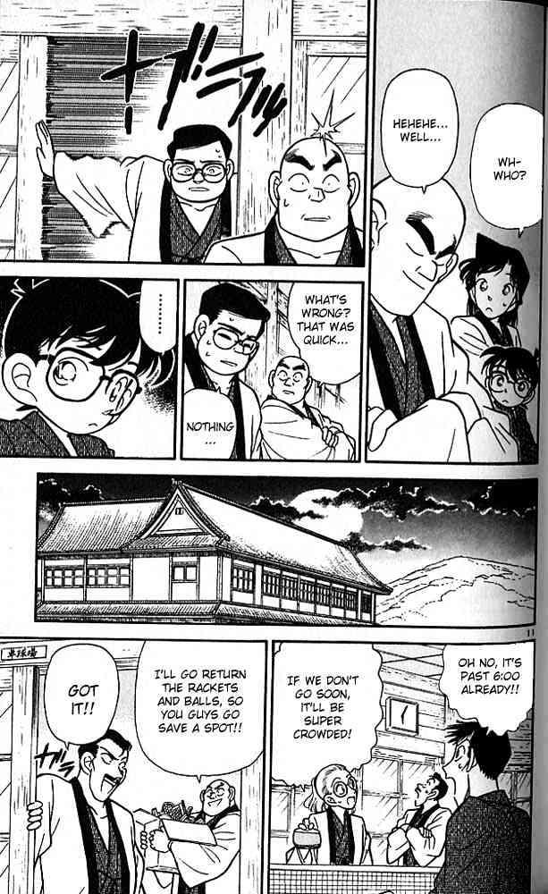 Detective Conan Chapter 84  Online Free Manga Read Image 11