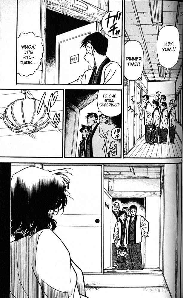 Detective Conan Chapter 84  Online Free Manga Read Image 17
