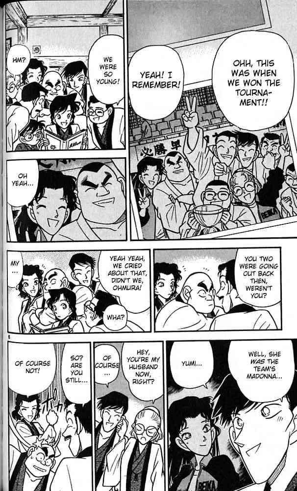 Detective Conan Chapter 84  Online Free Manga Read Image 6