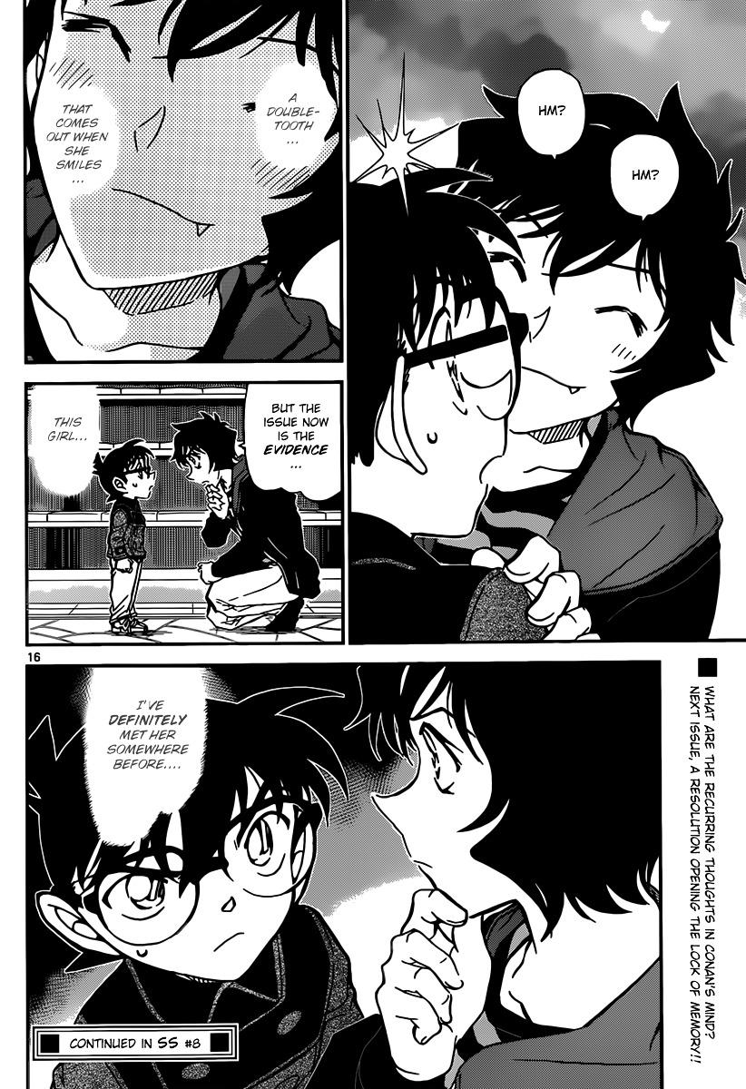 Detective Conan Chapter 845  Online Free Manga Read Image 16
