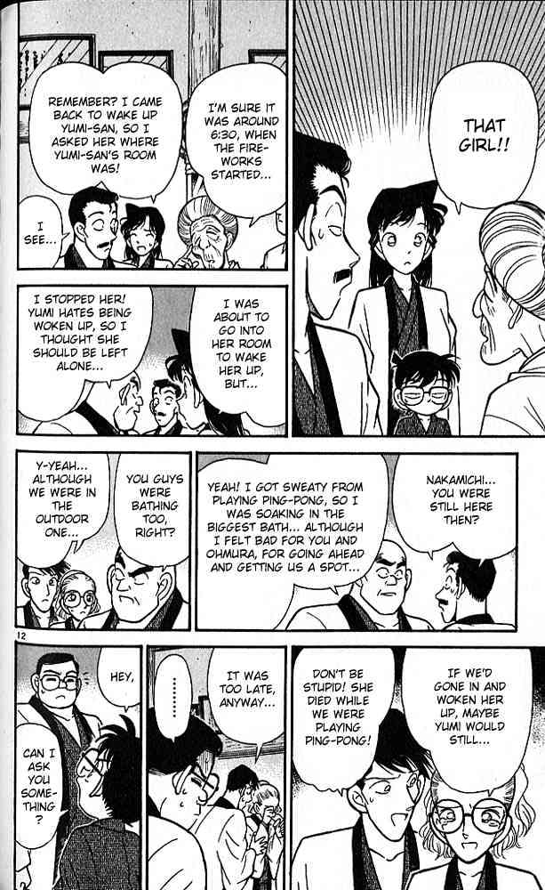 Detective Conan Chapter 85  Online Free Manga Read Image 12